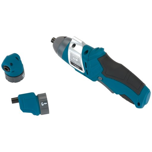 View a Larger Image of 3.6 V Lithium Ion Cordless Screwdriver Kit