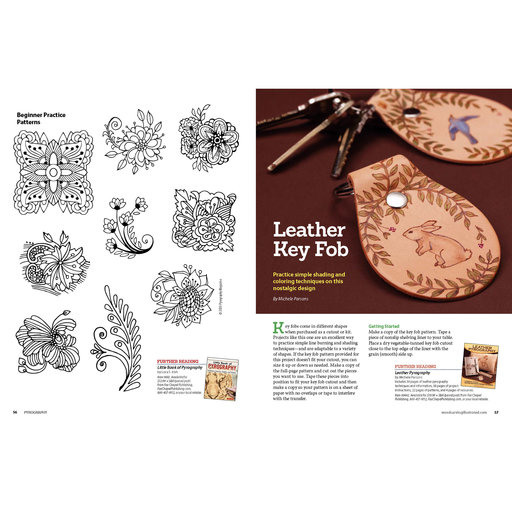 View a Larger Image of Pyrography Special Edition