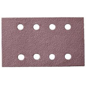 "Q.SILVER ACE 3x5"" Grip Sandpaper, 8H P320, 50 Sheets/Box"