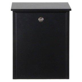 Allux 200 Mailbox, Black