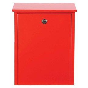 Allux 200 Mailbox, Red