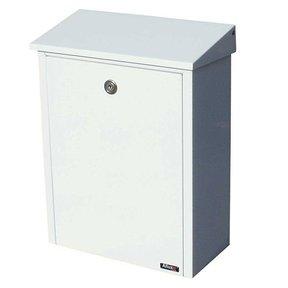 Allux 200 Mailbox, White