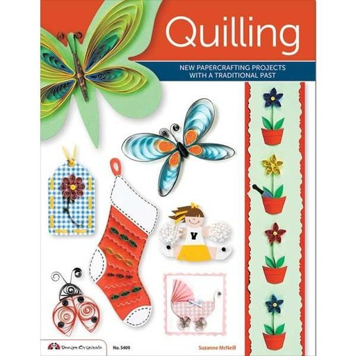View a Larger Image of Quilling