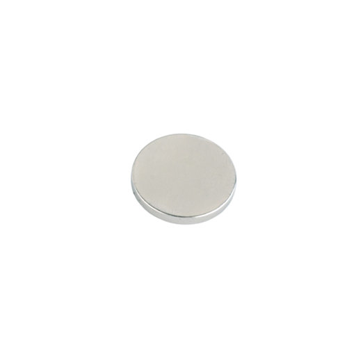 """View a Larger Image of Rare Earth Magnet 1/2"""" x 1/8"""" (12.7mm x 3mm) 10-Piece"""