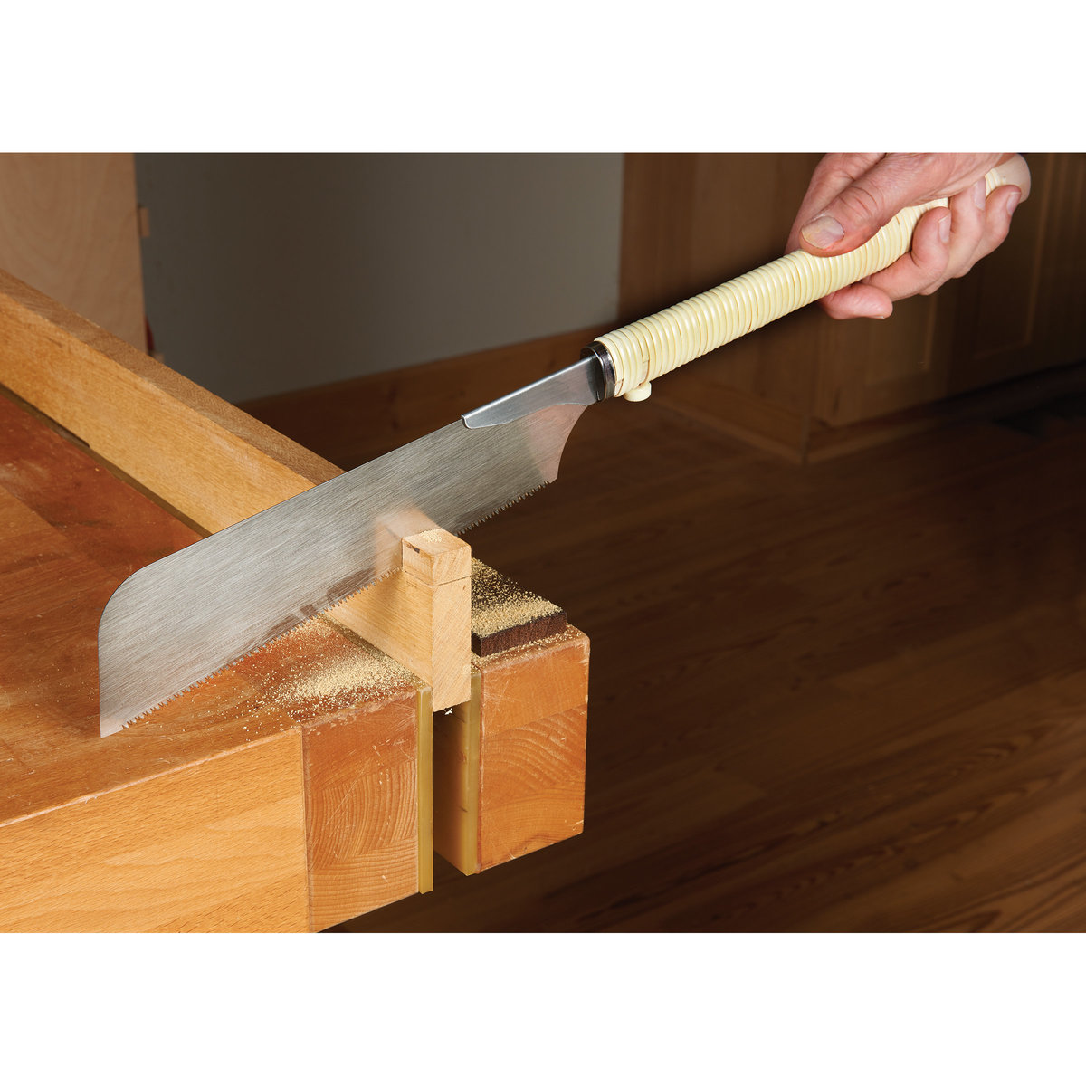 View a Larger Image of Razorsaw Crosscut with Replaceable Blade - 240 mm - No. 400