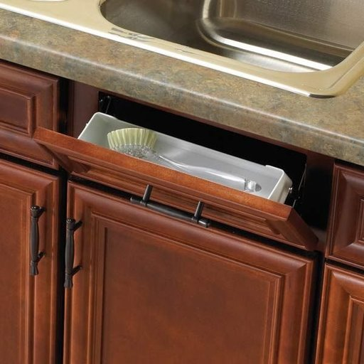 """View a Larger Image of Real Solutions 11"""" Wide Sink Front Tray"""