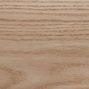 Red Oak Veneer Sheet Plain Sliced 4' x 8' 2-Ply Wood on Wood