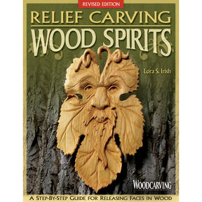 Relief Carving Wood Spirits Revised Edition