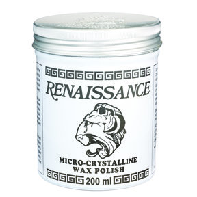 Clear Furniture Wax Renaissance Solvent Based 200 ml
