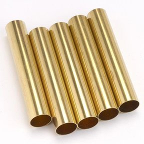 Replacement Brass Tubes for Chopper Pen Kit 5pc.