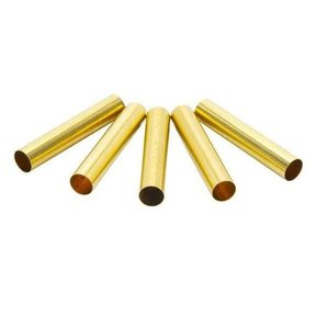 Replacement Brass Tubes for Firemans Click Pen Kit