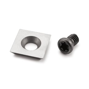 Replacement Carbide Turning Tool Insert - Square