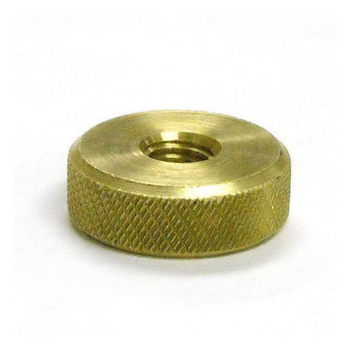 View a Larger Image of Replacement Knurled Brass Nut