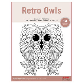 Retro Owls Pattern Pack