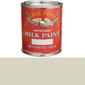 Reverent Gray Milk Paint Water Based Pint