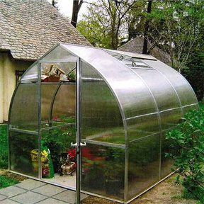 Riga III Greenhouse Kit, 102 sq. ft.