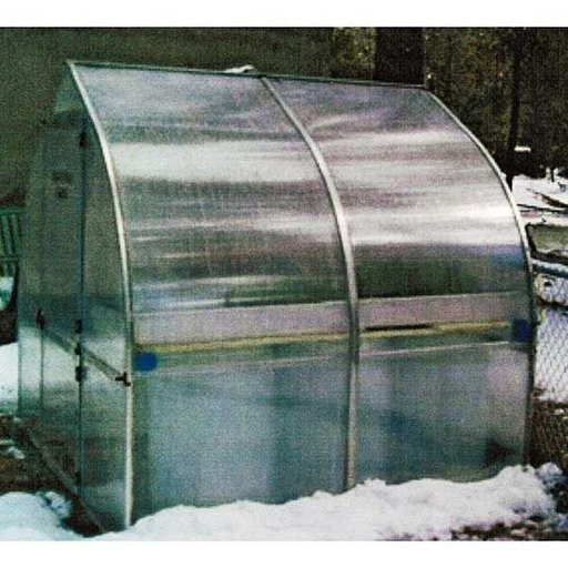 View a Larger Image of RIGA IIS Greenhouse Kit, 54 sq. ft.
