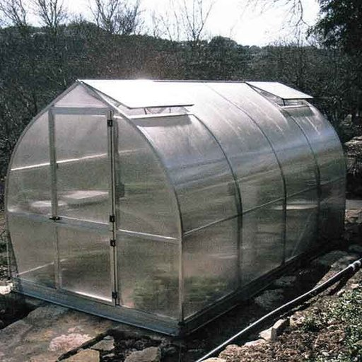 View a Larger Image of Riga IVS Greenhouse Kit, 108 sq. ft.