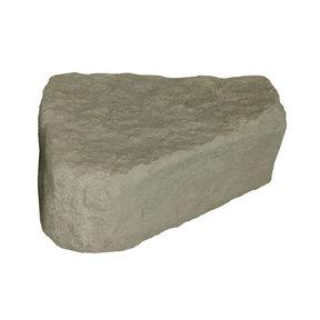Right Triangle Landscaping Rock, Oak/Armor Stone