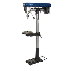 """34"""" Floor Radial Drill Press"""
