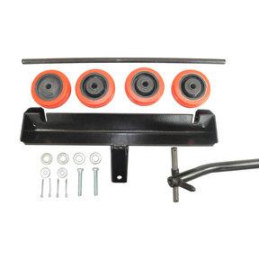 Full Frame Heavy-Duty Bandsaw Mobility Kit