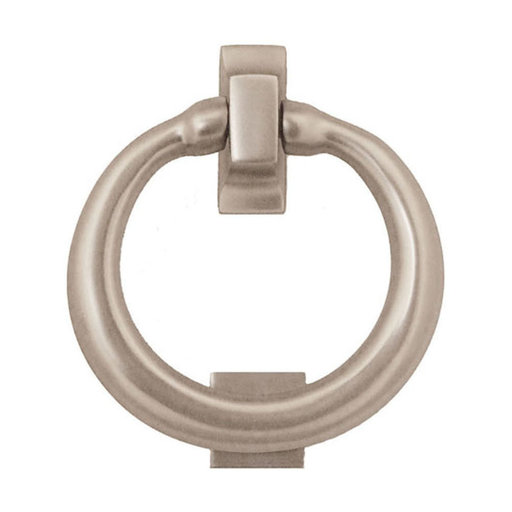 View a Larger Image of Ring Door Knocker - Nickel Silver
