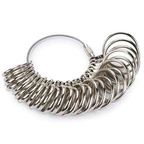 Ring Sizing Set - Zinc Alloy