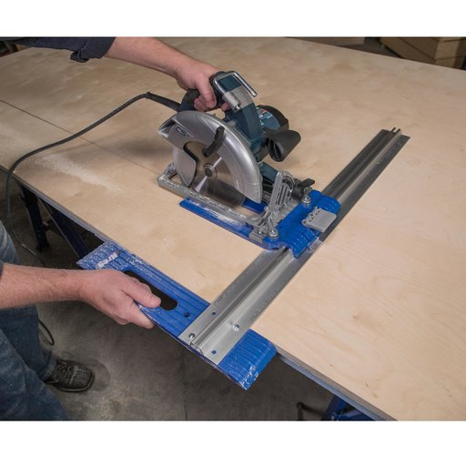 View a Larger Image of Rip-Cut Circular Saw Edge Guide