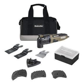3.0A Sonicrafter, 31 Piece Kit, Model RK5121K
