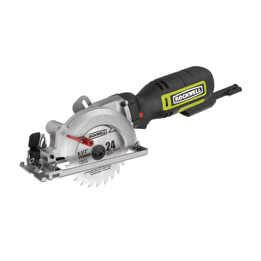 """View a Larger Image of 4-1/2"""" Compact Circular Saw, Model RK3441K"""