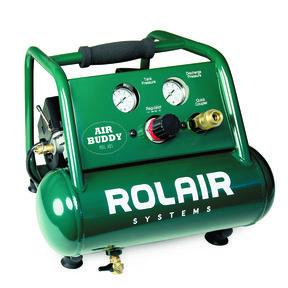 Rolair AB5 Air Buddy, 1/2 HP, 1 Gal Compressor