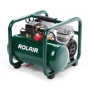 1HP 2.5 Gallon Oilless Air Compressor