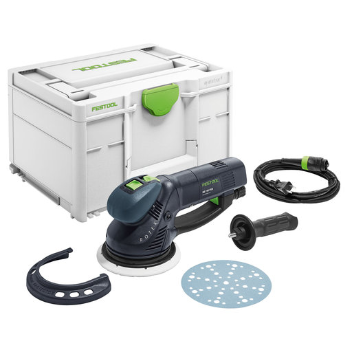 View a Larger Image of Rotex RO 150 FEQ-Plus Sander in systainer³