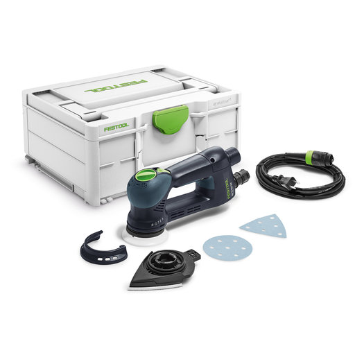 View a Larger Image of Rotex RO 90 DX FEQ-Plus Sander in Systainer³