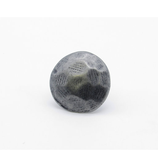 """View a Larger Image of Round 1-1/8"""" Clavo Decorative Nail, 4-Pack,  Pewter Oxide"""