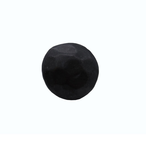 """View a Larger Image of Round 1-1/8"""" Clavo Decorative Nail, 8-Pack, Black Oxide"""