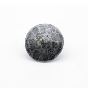 """Round 1-3/8"""" Clavo Decorative Nail, 4-Pack,  Pewter Oxide"""