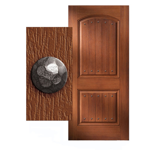 """View a Larger Image of Round 1-3/8"""" Clavo Decorative Nail, 8-Pack, Oil Rubbed Bronze"""