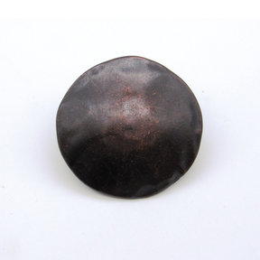 """Round 2"""" Clavo Decorative Nail, 4-Pack, Oil Rubbed Bronze"""