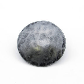 """Round 2"""" Clavo Decorative Nail, 8-Pack, Pewter Oxide"""