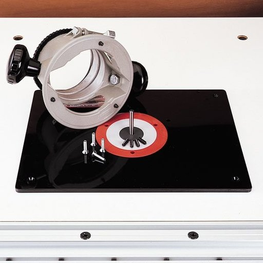 View a Larger Image of Router Base Plate Centering Kit 3