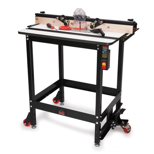 View a Larger Image of Rout-R-Plate Router Table Package