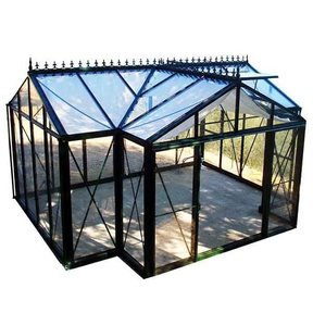 Royal Victorian Orangerie Greenhouse