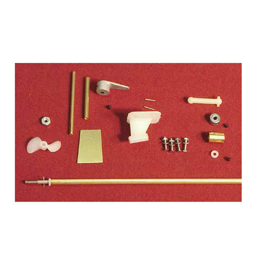 View a Larger Image of PT-109 Boat, Running Hardware Kit 1233