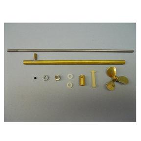 Jenny Lee Tug Boat, Running Hardware Kit 1268