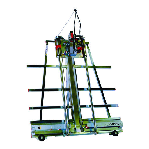 View a Larger Image of Safety Speed C5 Vertical Panel Saw
