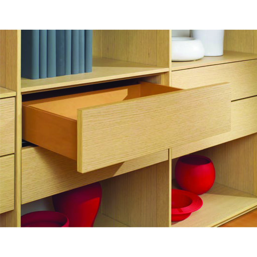 """View a Larger Image of 15"""" Push-to-Open Futura Undermount Drawer Slide Model A7557 Pair"""