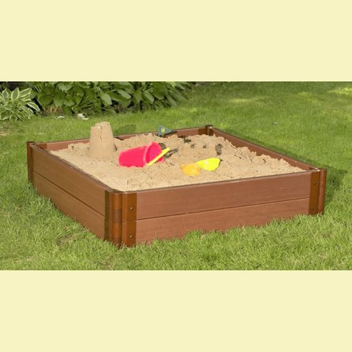 """View a Larger Image of Sandbox Kit-Collapsible Cover - 2"""" profile Square"""