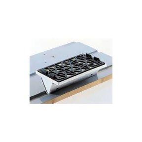 Sanding pad R10 convex