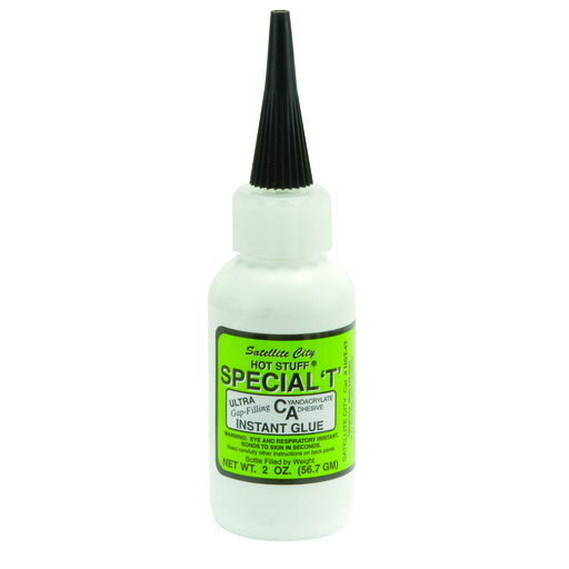 View a Larger Image of Special T Instant CA Glue, Thick, 2 Ounces